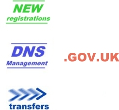 .gov.uk domains